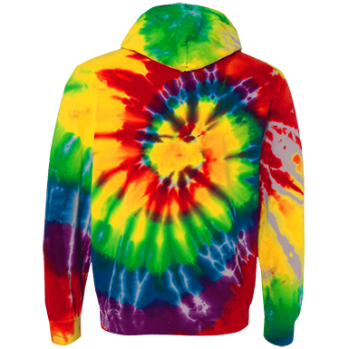 Dr  Michael M  Krop High School Unisex Tie-Dyed Pullover